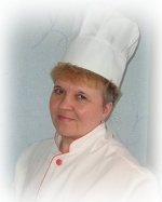 Марина Видакова, шеф-повар и соавтор Чудо-ПоварЁшки.