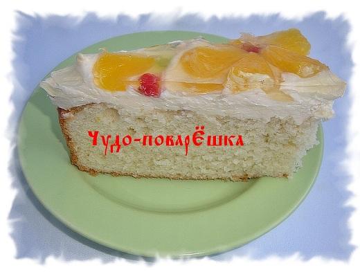 Торт Фруктайм