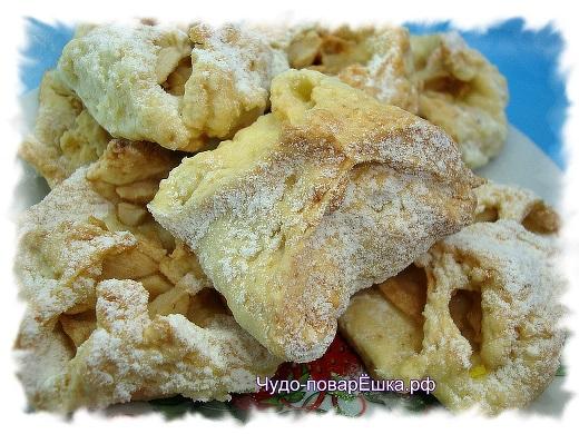 Печенье Яблочное