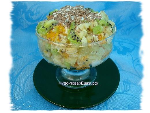 Десерт Чудо-помело