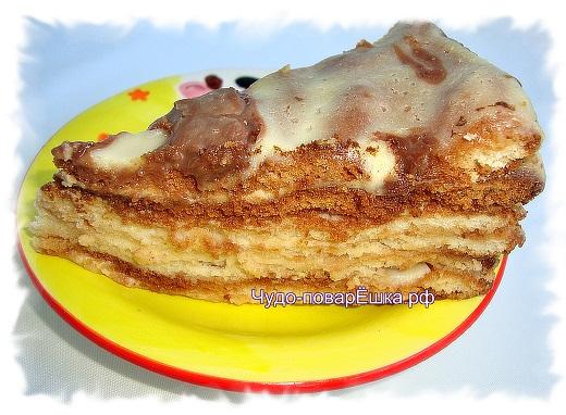 Тортик Тающая вкуснота