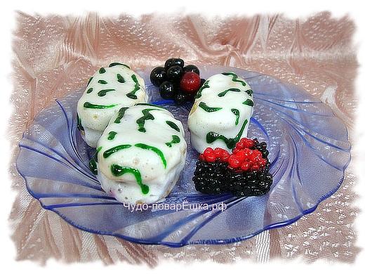 Печенье пасхальная нежность