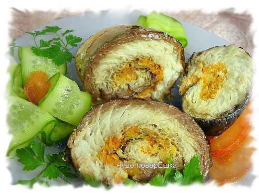 Красивое блюдо из картошки фото